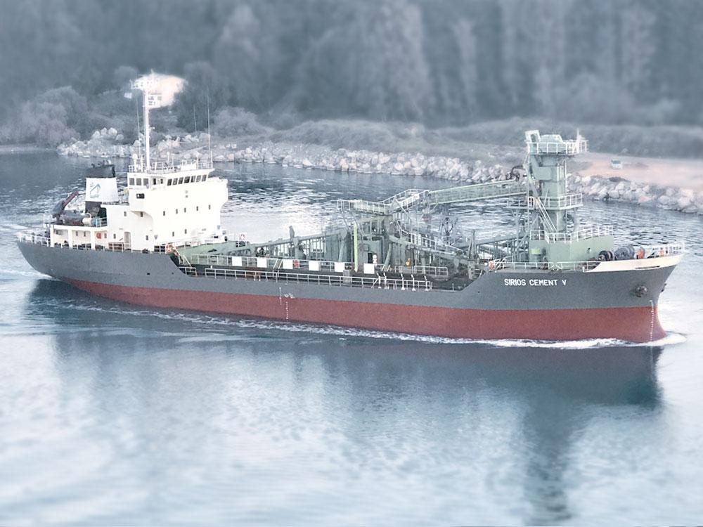 Sirios Shipmanagement